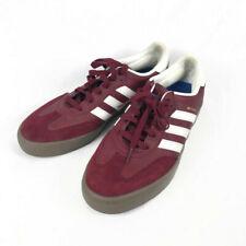 Adidas Dennis Busenitz Signature Skateboard Soccer Shoes Mens US 12 Red Maroon