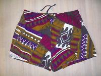 italy vintage ALLEN COX shorts vintage 80er oldschool swim beach hose 80`s Gr.L