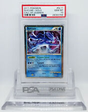 POKEMON CALL OF LEGENDS SUICUNE SL11 HOLO FOIL CARD PSA 10 GEM MINT