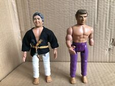 Karate Kid Figura De Acción-Sato Kreese Remco 1986