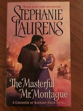 The Masterful Mr. Montague 2 by Stephanie Laurens (2014, Paperback)