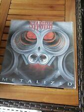 Sword vinyl - metalized