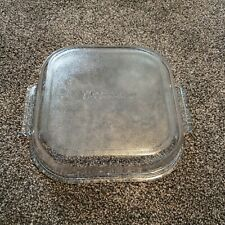 West Bend Electric Skillet Replacement Square Domed Glass Lid