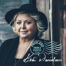 CD Schweden Kikki Danielsson Postcard From A Painted Lady, Eurovision, 2015, NEU