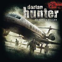 DORIAN HUNTER - 28:MBRET   CD NEU
