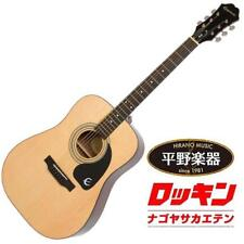 Epiphone DR-100 Natural beutiful JAPAN rare useful EMS F/S*