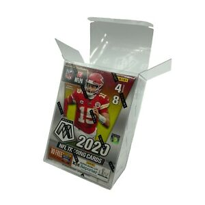 Sealed Blaster Box Protector - Protective Plastic Display Case for Panini Topps