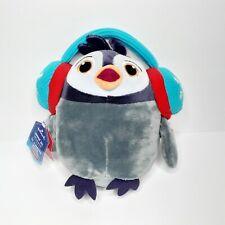Hallmark Jammin' Jaz Talking & Singing Plush Penguin WORKS Read