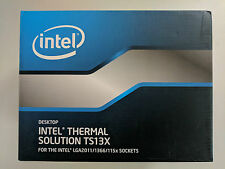 Intel Thermal Solution TS13X CPU Liquid Cooling System.