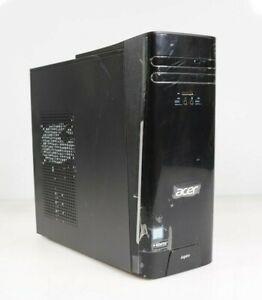 Acer Aspire TC-780 TWR Intel i3-7100 3.9GHz 8GB DDR4 500GB HDD Fair No COA