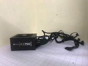 CORSAIR AX750 CMPSU-750AX POWER SUPPLY