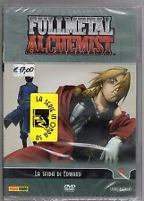 dvd FULL METAL ALCHEMIST 3