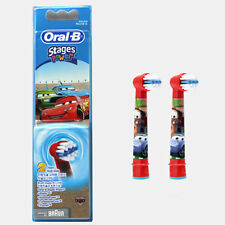 Oral-B Kids Stages Power Electric Toothbrush Replacement Head(EB10) 2p For Boys