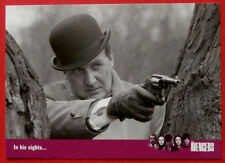 THE AVENGERS - Card #43 - In His Sights - SERIES ONE - Strictly Ink 2003