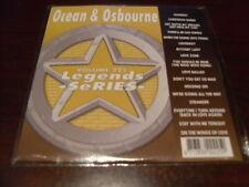LEGENDS KARAOKE CD+G VOL 225 BILLY OCEAN & JEFFEREY OSBOURNE L.T.D.  NEW