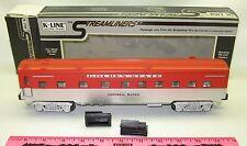 K-Line Pennsylvania Imperial Range Golden State Passenger car