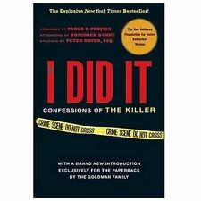 If I Did It : Confessions of the Killer by O. J. Simpson (2008, Paperback)