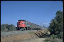 351042 SP EMD FP 7A 6447 Heads Amtrak Passenger Train 1972 A4 Photo Print