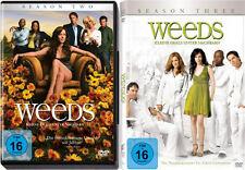 5 DVDs * WEEDS - STAFFEL 2 + 3 Kleine Deals unter Nachbarn # NEU OVP <