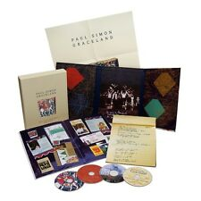 PAUL SIMON  -  GRACELAND - 25th ANNIVERSARY DELUXE EDITION - 2 CD's + 2 DVD's +