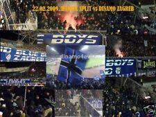 DVD HAJDUK SPLIT-DINAMO ZAGREB 2009(BBB,TORCIDA,ULTRAS)