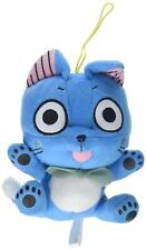 """Fairy Tail ~ 5"""" HAPPY PLUSH FIGURE ~ Official Great Eastern Plushie"""