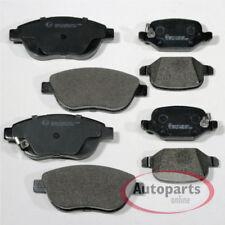 Opel Astra K - Bremsbeläge Bremsklötze Bremsen für vorne hinten