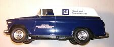 ERTL ~ Die Cast 1957 '57 Chevy = GM FLEET AND COMMERCIAL SOUTH EAST Blue & White