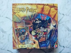 Harry Potter 300 Piece Puzzle With Magic Decoder - 1 Piece Missing