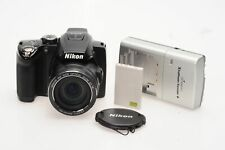 Nikon Coolpix P500 12.1MP Digital Camera w/36x Zoom                         #199