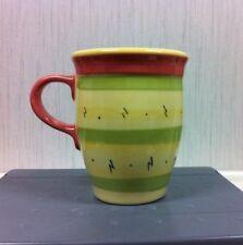 "PISTOULET PFALTZGRAFF - BY JANA KOLPEN - 4 3/8"" COFFEE MUG (S) - 5 AVAILABLE"