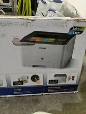 Samsung Clp-415Nw laser printer/ new