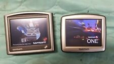 TomTom One Bundle Lot of Two (2) GPS Navigation Units N14644