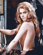 "BARBARELLA Movie Silk Fabric Poster 17""x22"" Jane Fonda XXX"