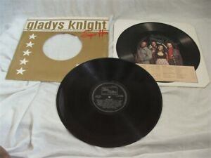 GLADYS KNIGHT & THE PIPS SUPER HITS EARLIEST 1st PRESS, 1G/1G MOTHERS & STAMPERS