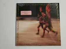 Paul Simon Rhythm Of The Saints LP 1990-Used-NM