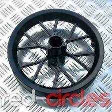 Noir Mini Moto Dirt Bike avant ou arrière jante pour pneu taille 12.5 x 2.75