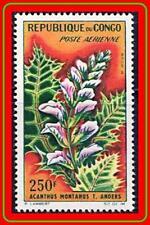 CONGO PR = FLOWERS 250Fr MNH