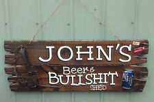 TIMBER SIGN, SHED SIGN, MAN CAVE SIGN, PERSONALISED SIGN, Australian Made