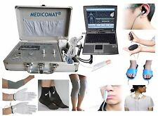 Health Analysis Detection Diagnostic and Therapy Computer Medicomat