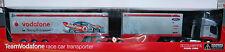 1/32 Team Vodafone 2007 Lowndes Trailer IVECO Stralis RHD Transporter Truck