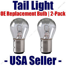 Tail Light Bulb 2pk - OE Replacement Fits Listed Chevrolet Vehicles - 1034