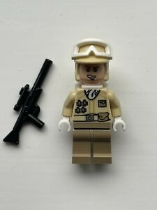 Lego Star Wars Minifigure - Hoth Rebel Trooper sw0462 - 75014 Battle Of Hoth