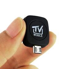 Mini Micro USB DVB-T Digital Mobile TV Tuner Receiver for Android 4.1 Above GA