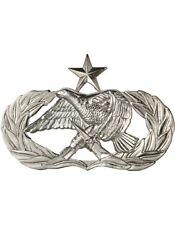 USAF Badge (AF-341B) Senior Aircraft Munitions Maintenance No Shine