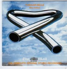 (FI453) Tubular Bells, Mike Oldfield - 2007 The Mail CD