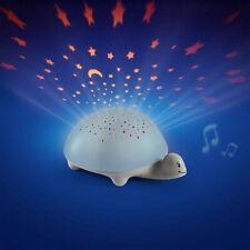 Pabobo Stars Night Light Projector Turtle With Music PB1100 (0+ Months)