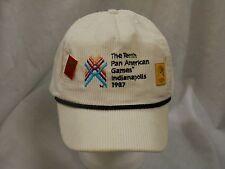 trucker hat baseball cap THE TENTH PAN AMERICAN GAMES retro 1980s style cool