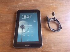 Unboxed - Samsung Galaxy Tab 2 7.0 8GB - GT-P3110 with Lead - Used, Good