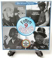 'Fallen Giants 9' a series dedicated to Reggae Giants no longer with us R.I.P.
